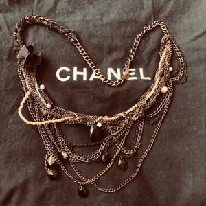 Express Multi Chain Necklace